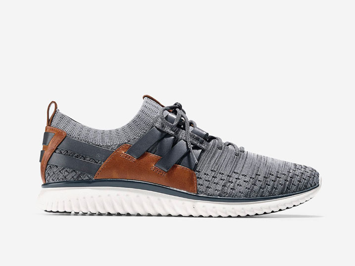 Cole Haan GrandMtion Woven Stitchlite Ironstone