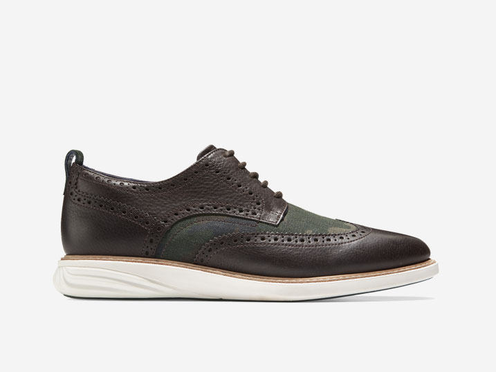Cole Haan GrandEvolutin Shortwing Oxford Camo