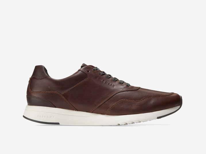 Cole Haan GrandPr Running Dark Coffee