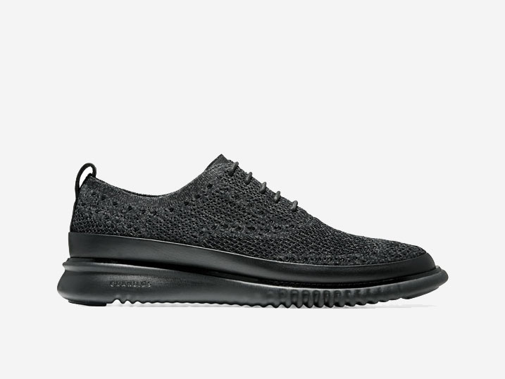 Cole Haan 2.ZerøGrand Stitchlite Oxford Black  C28383