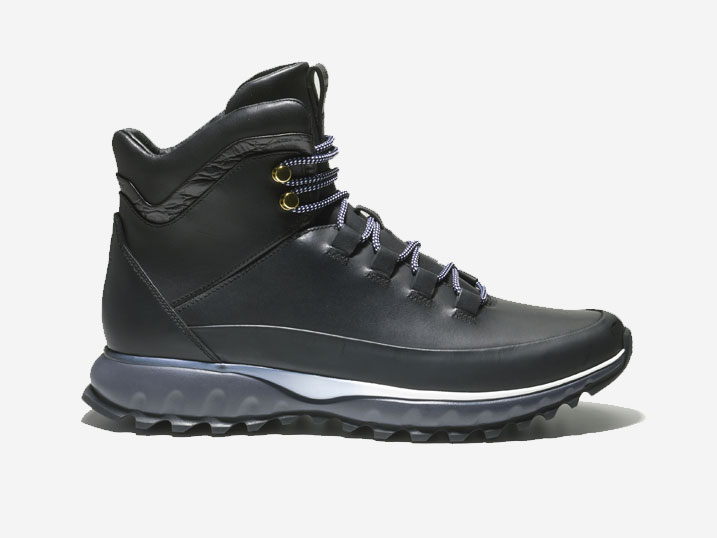 Cole Haan GrandExplre All Terrain Hiker Black WP