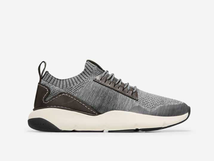 Cole Haan ZerGrand All Day Stitchlite Grey