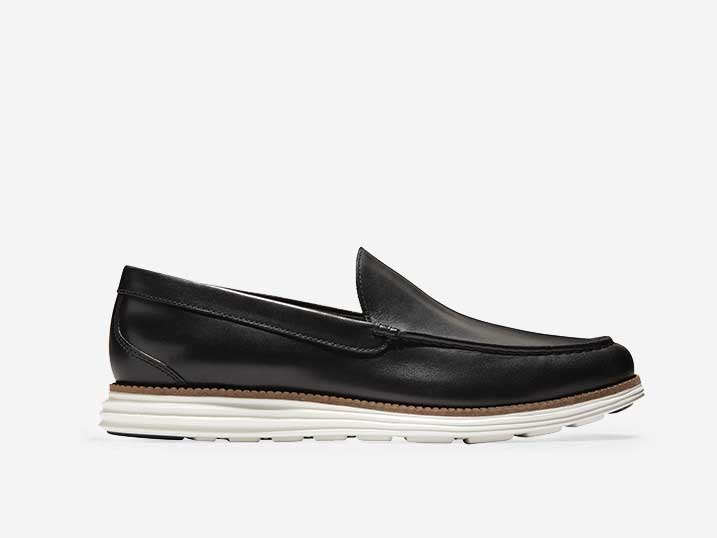 Cole Haan ØriginalGrand Venetian Update Black  C29696