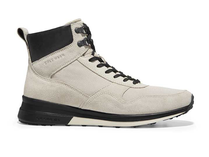 Cole Haan GrandPro Hiker WR Off White