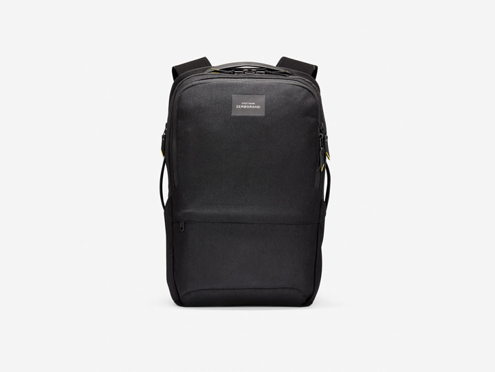 Cole Haan ZERØGRAND City Backpack Black  F11300