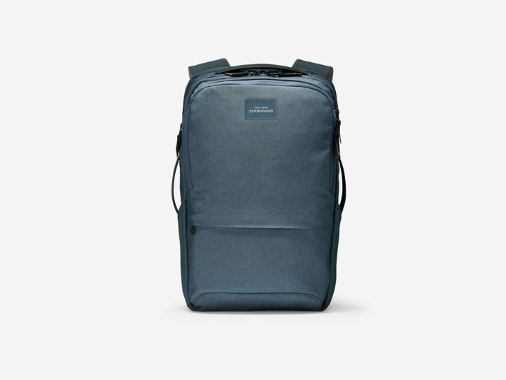 Cole Haan ZERØGRAND City Backpack Blue  F11301