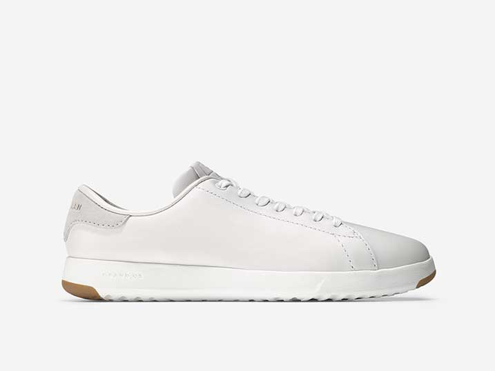 Cole Haan Sneaker GrandPrøTennis Optic White  W02897