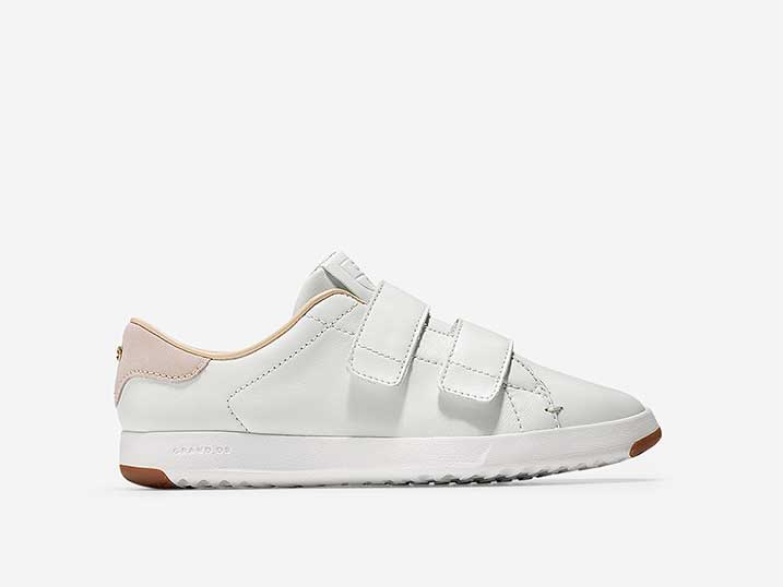 Cole Haan GrandPr Fashion Sneaker White
