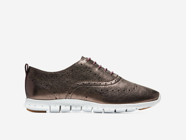 Cole Haan ZERØGRAND Wing Ox Bronze Metal  W12556