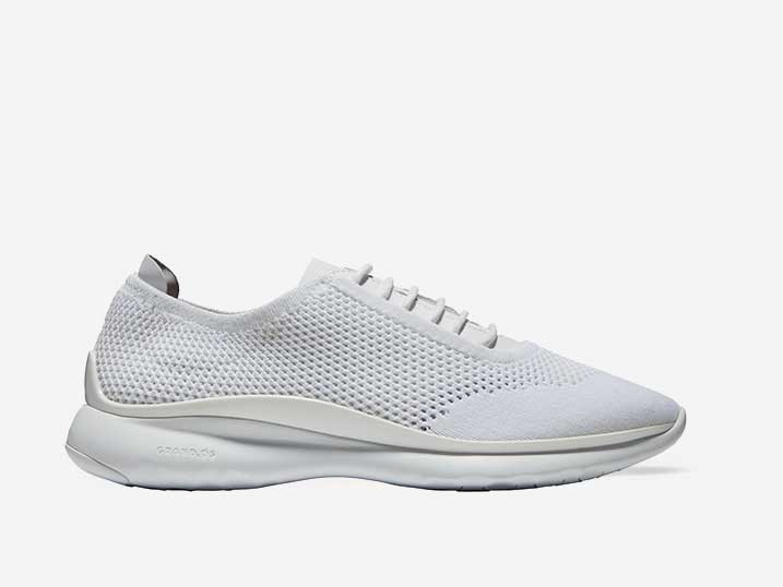 Cole Haan 3.ZerøGrand Stitchlite Oxford White  W13327