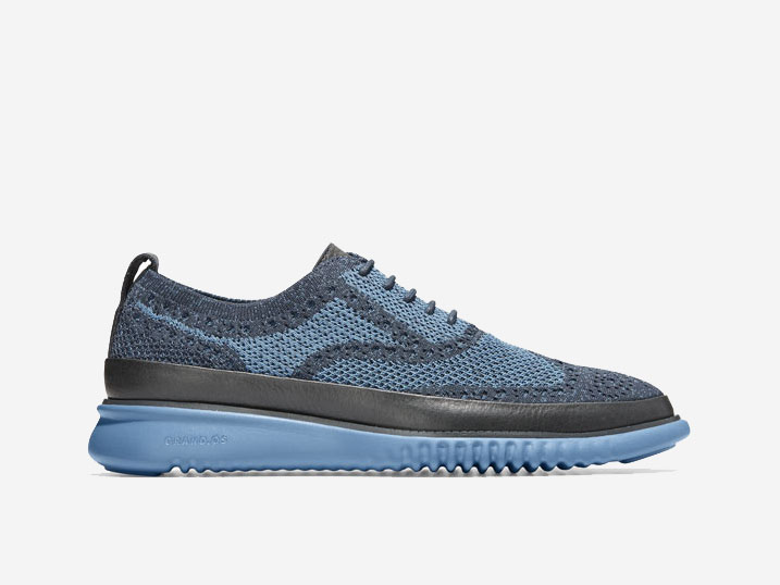 Cole Haan 2.ZerøGrand Stitchlite Oxford Blueberry