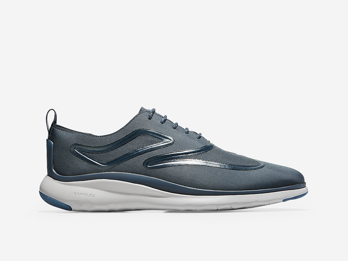 Cole Haan 3.ZerøGrand Fuse Oxford Stellar Grey