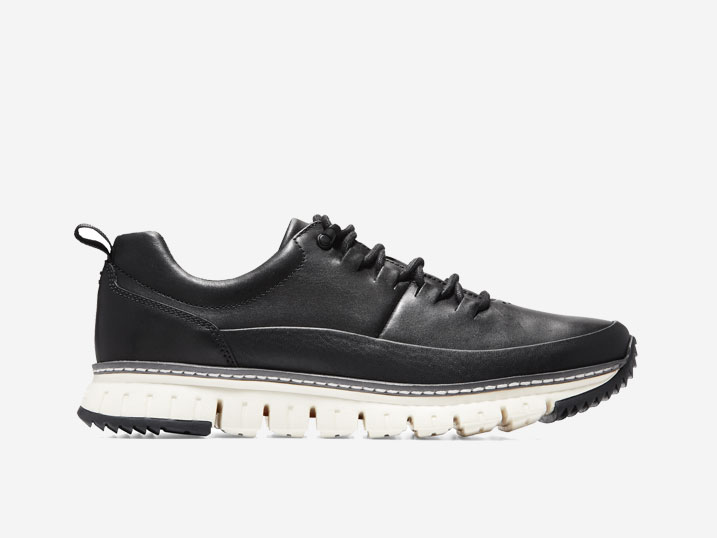 Cole Haan ZerøGrand Rugged Oxford Black