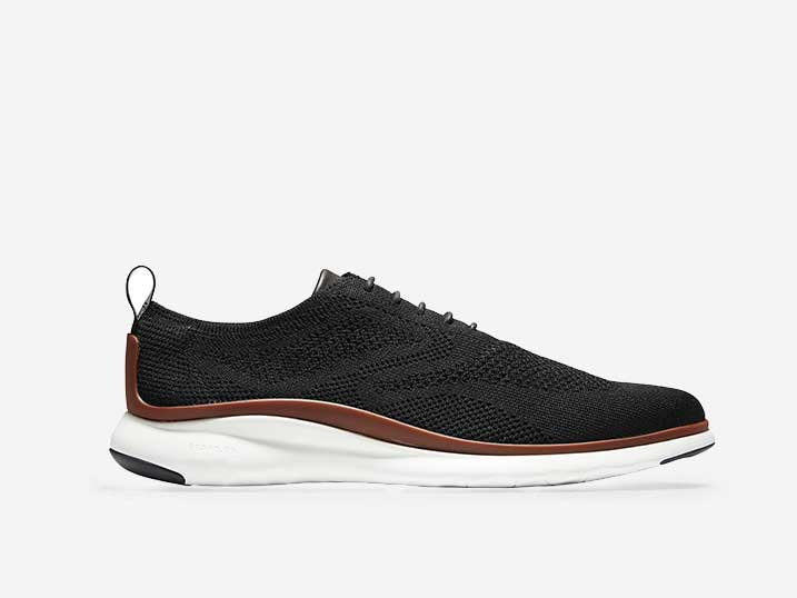 Cole Haan 3.ZerøGrand Stitchlite Oxford Black