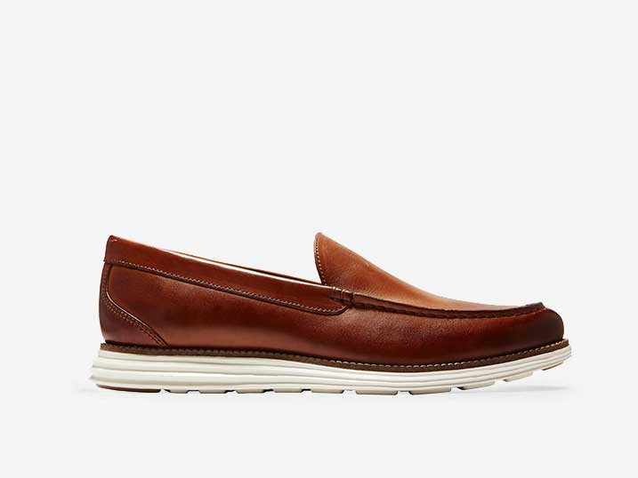 Cole Haan ØriginalGrand Venetian Update British Tan