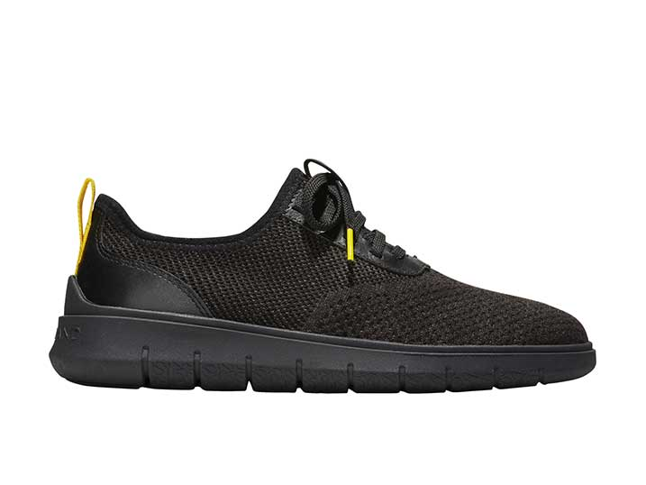 Cole Haan Generation ZerøGrand Stitchlite Black Knit