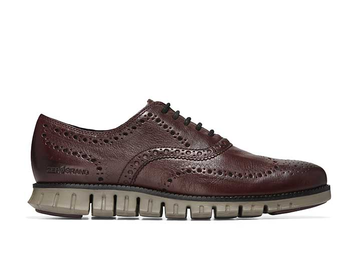 Cole Haan ZerøGrand Oxford Burnished Mine