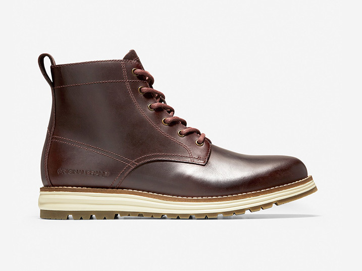 Cole Haan ØriginalGrand Boot WP Chestnut