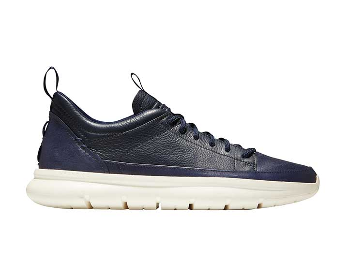 Cole Haan ZerøGrand Explore Trainer Navy Ink