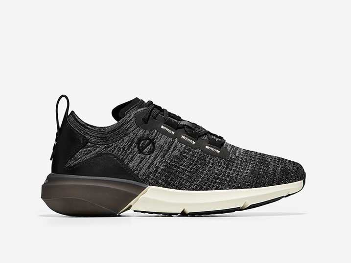 Cole Haan ZERØGRAND All-day Stitchlite Runner Black/Gunmetal