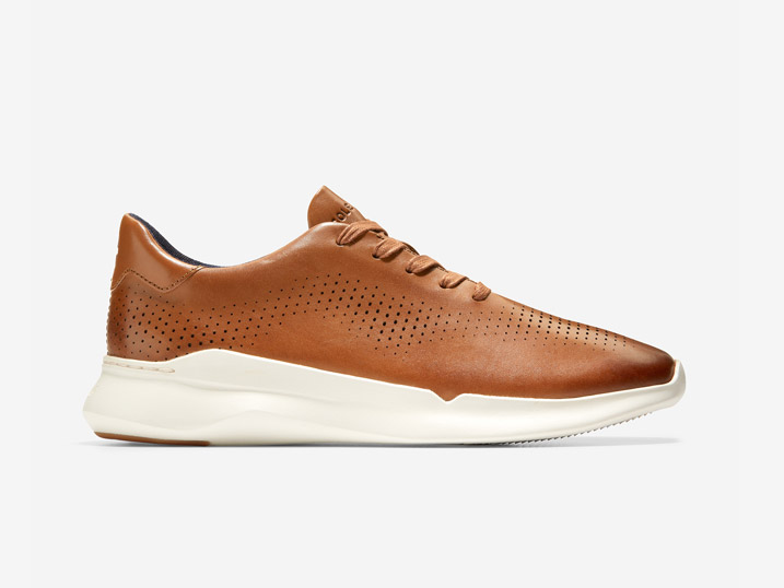 Cole Haan Grandprø Rally Runner British Tan Handstain