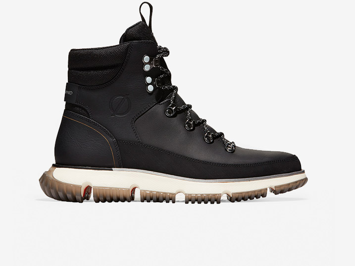Cole Haan 4.ZERØGRAND Hiker WP Black Reflective