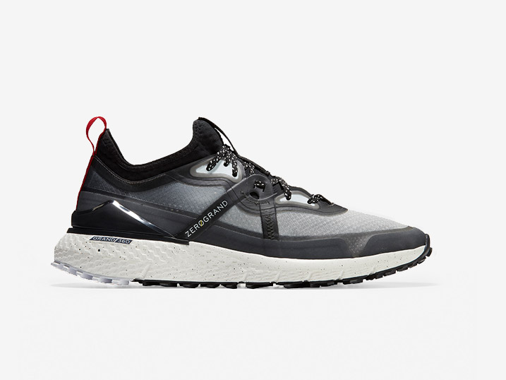 Cole Haan ZERØGRAND Overtake All Terrain Black/Optic White