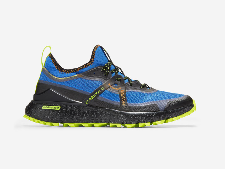 Cole Haan ZERØGRAND Overtake All Terrain Navy Ink/Black