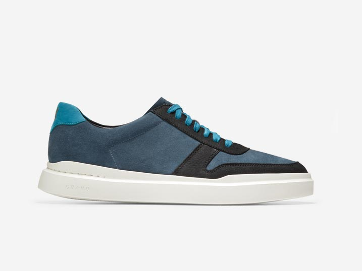 Cole Haan GrandPrø Rally Court Sneaker Turbulence Black