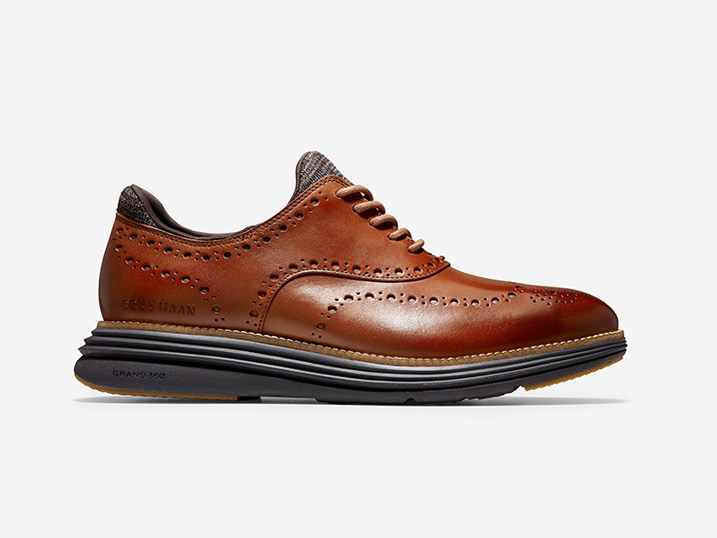 Cole Haan ØriginalGrand Ultra Wing OX Woodbury/Java