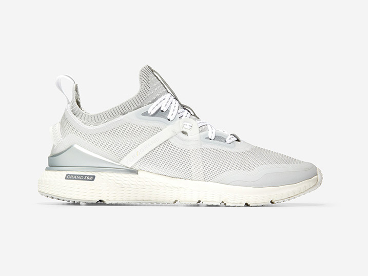 Cole Haan ZERØGRAND Overtake Runner Optic White