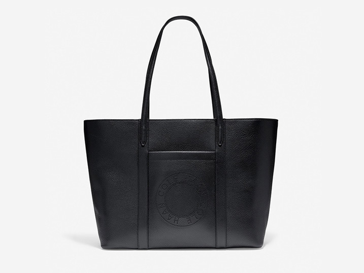 Cole Haan Handbag Top Tote Black