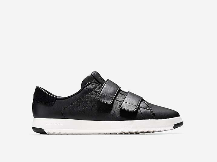 Cole Haan GrandPrø Fashion Sneaker Black