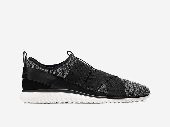 Cole Haan StudiøGrand Knit Trainer Black