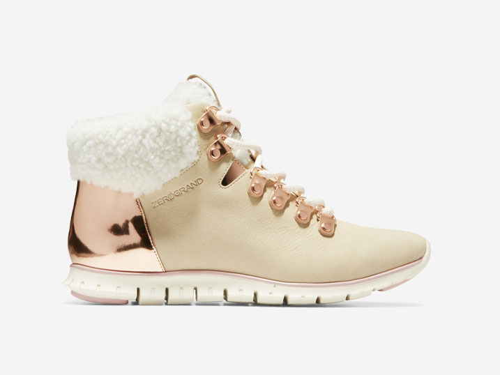 Cole Haan ZerøGrand Hikerboot Warm Sand WP