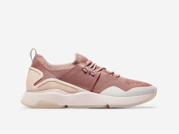 Cole Haan ZerøGrand All Day Stitchlite Pink