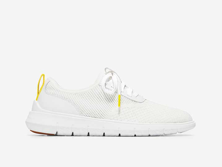 Cole Haan Sneaker Generation ZerøGrand Stitchlite Optic White